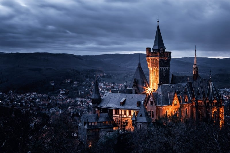 Castle Wernigerode, Germany - Global Storybook