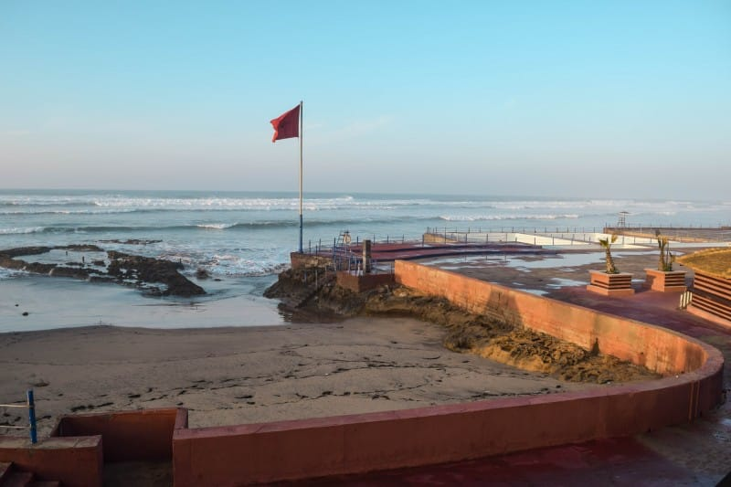 Corniche, Casablanca, Morocco - Global Storybook