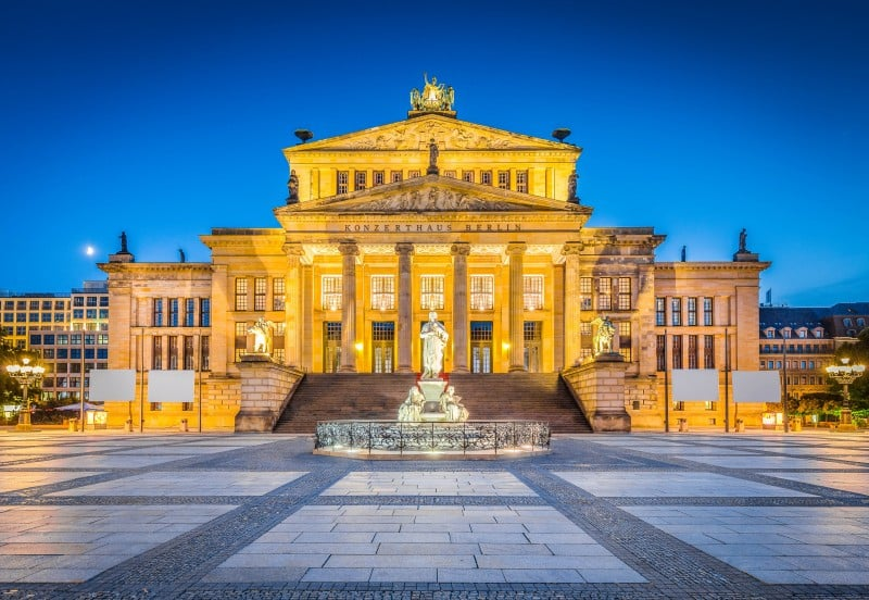 Gendarmenmarkt, Berlin, Germany - Global Storybook