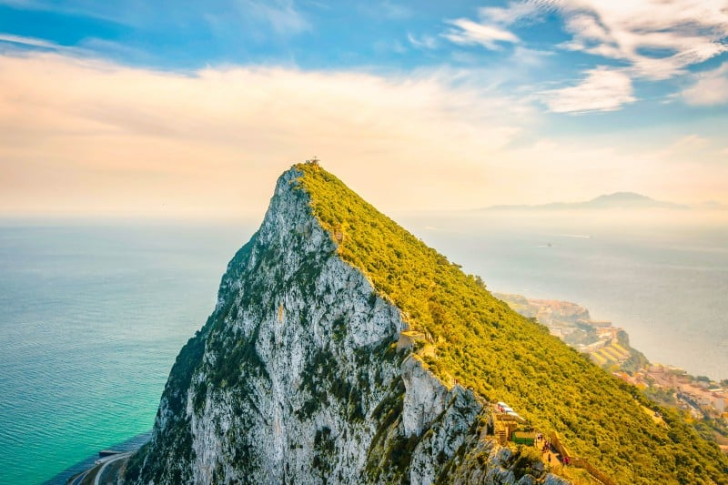 The 7 Smallest Countries to Visit in Europe - Gibraltar - Global Storybook