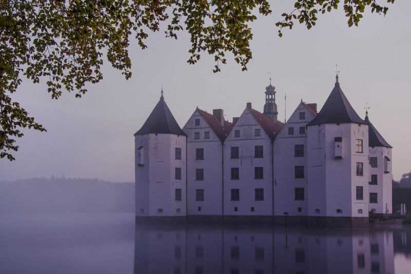 Castle Glücksburg, Germany - Global Storybook