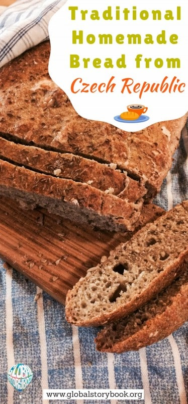 How To Make a Traditional Homemade Bread From Czech Republic - Global Storybook