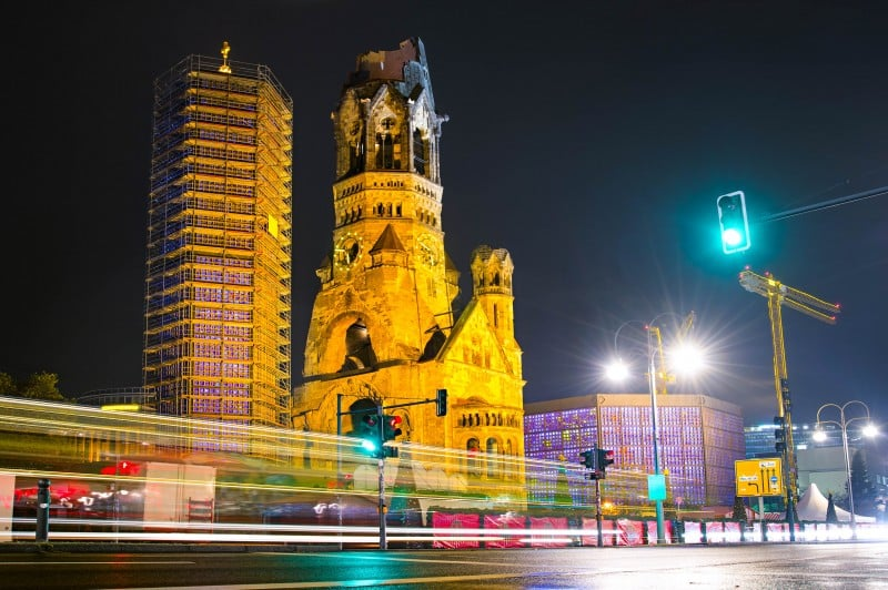 Kaiser Wilhelm Memorial Church, Berlin, Germany - Global Storybook