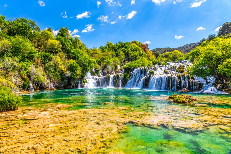 Krka National Park, Croatia - Global Storybook