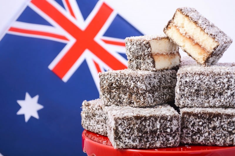 Lamingtons, Australia - Global Storybook
