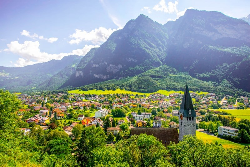 The 7 Smallest Countries to Visit in Europe - Liechtenstein - Global Storybook