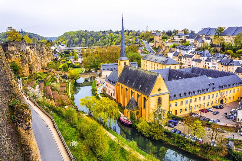 The 7 Smallest Countries to Visit in Europe - Luxembourg - Global Storybook
