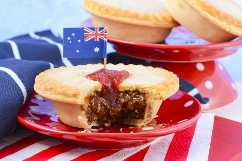 Meat pie, Australia - Global Storybook