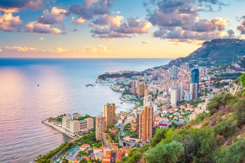 The 7 Smallest Countries to Visit in Europe - Monaco - Global Storybook
