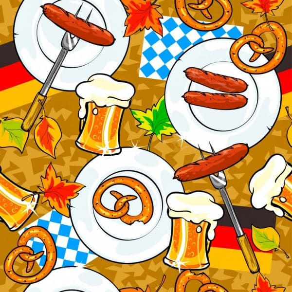 """O'zapf is!"" or How to Bring Oktoberfest Party to Your Home"