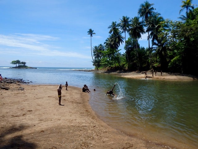 Sao Tome and Principe - River of Life