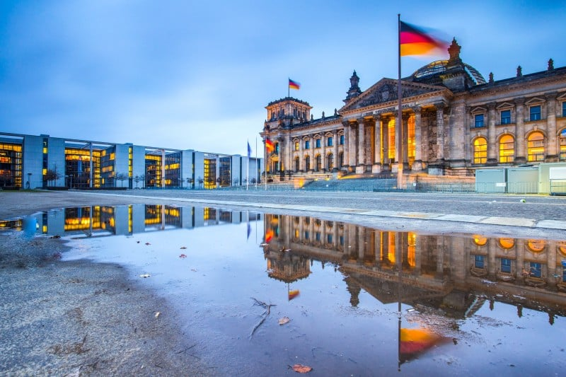 Reichstag, Berlin, Germany - Global Storybook