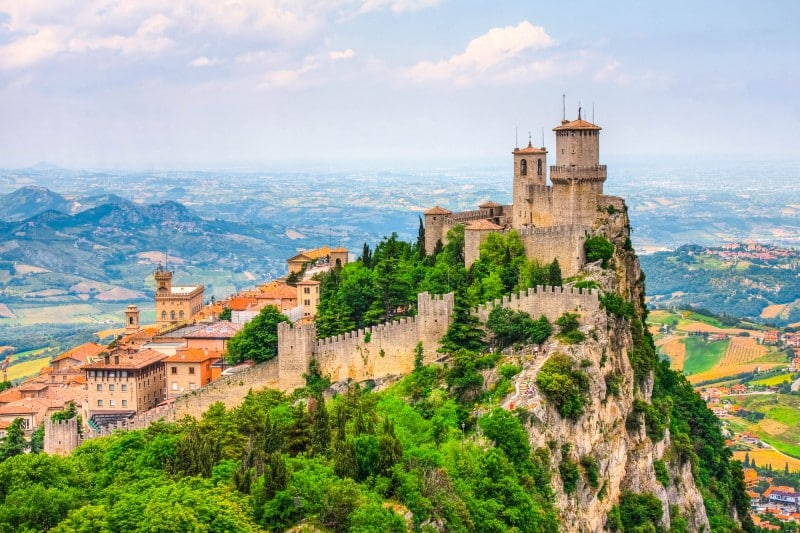 The 7 Smallest Countries to Visit in Europe - San Marino - Global Storybook