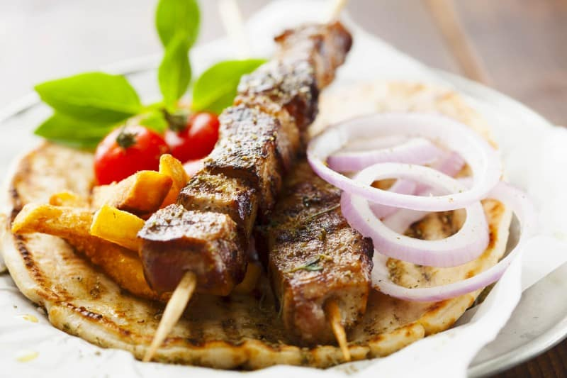 Souvlaki, Athens, Greece - Global Storybook