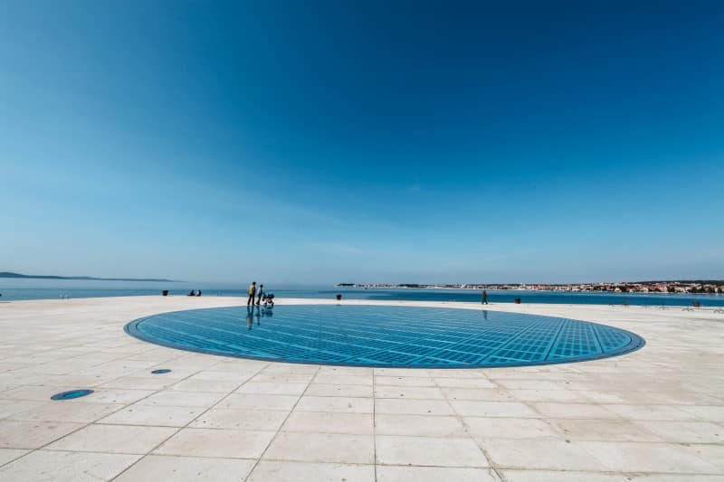 The Greeting to the Sun, Zadar, Croatia - Global Storybook