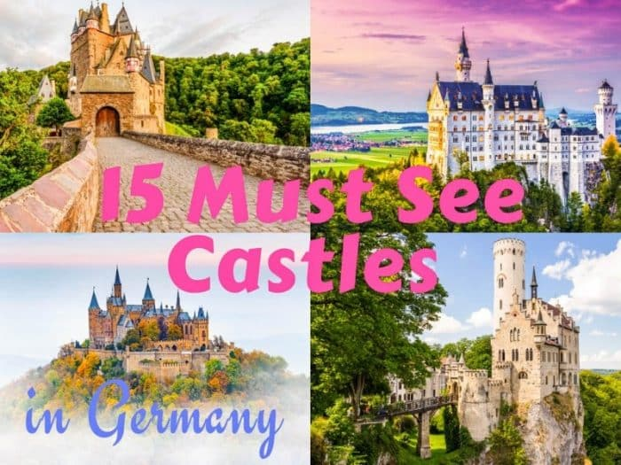 Top 15 Must-See Castles in Germany - Global Storybook