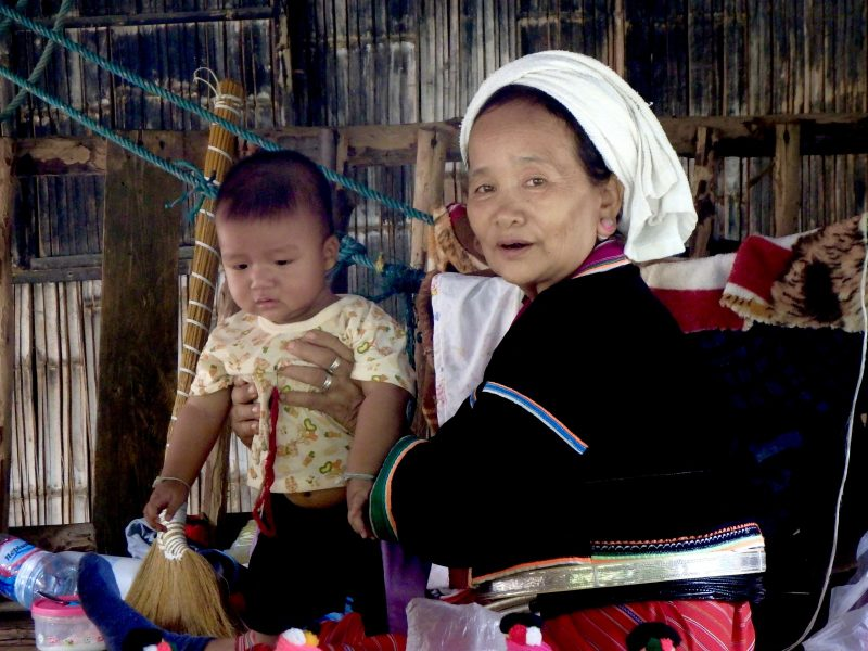 Karen People, Thailand