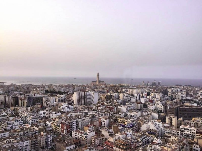 sky28, Casablanca, Morocco - Global Storybook