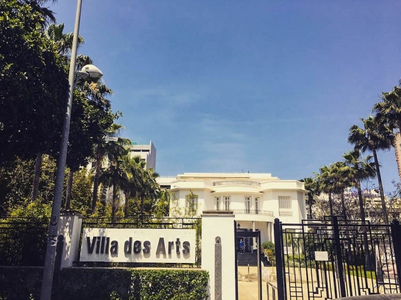 villa des arts, Casablanca, Morocco - Global Storybook