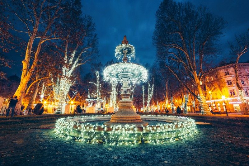 Advent na Zrinjevcu, Zagreb, Croatia - Global Storybook
