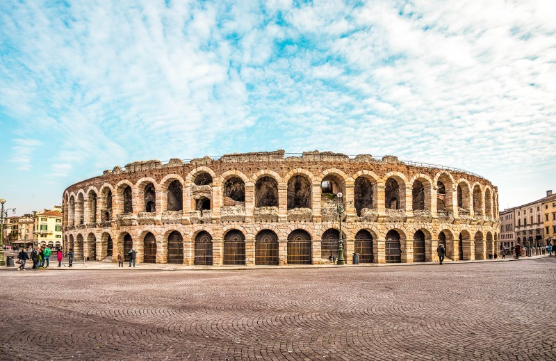 Arena di Verona, Italy - Global Storybook