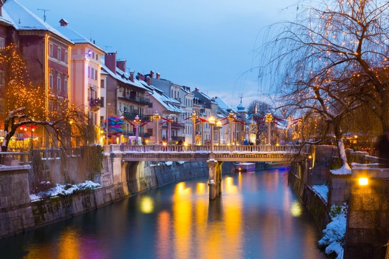 Cobblers Bridge, Ljubljana, Slovenia - Global Storybook
