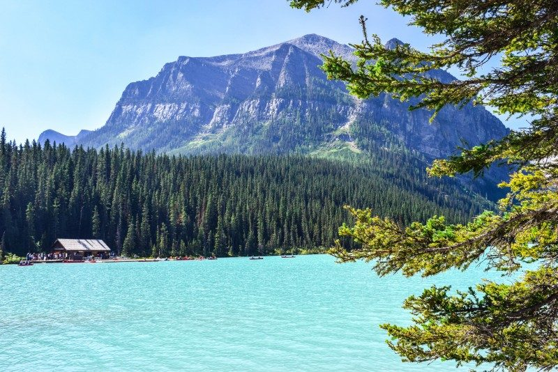 How to Spend a Weekend in the Beautiful Lake Louise