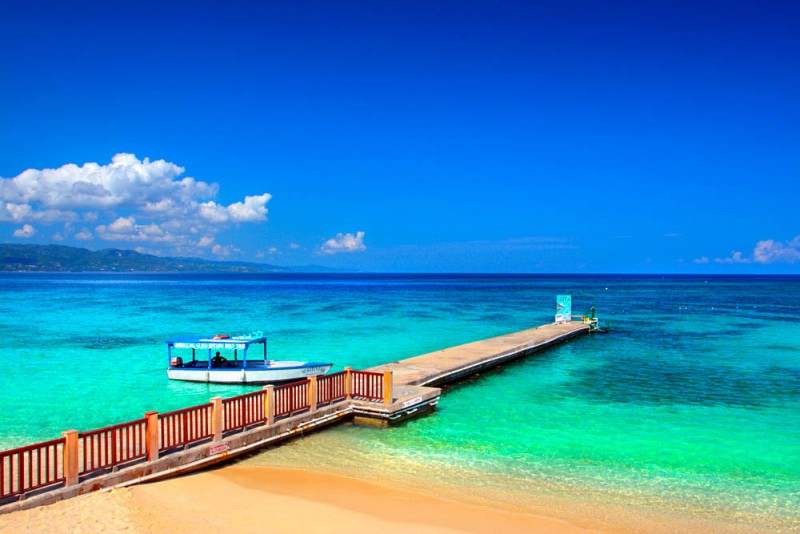 Doctor's Cave Beach, Jamaica - Global Storybook