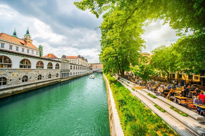 Ljubljanica River - Global Storybook