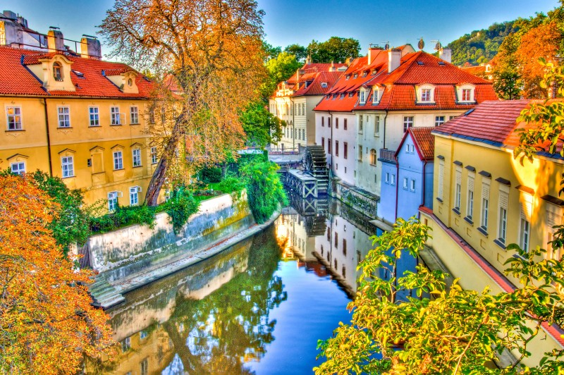 Mala Strana, Prague, Czech Republic - Global Storybook