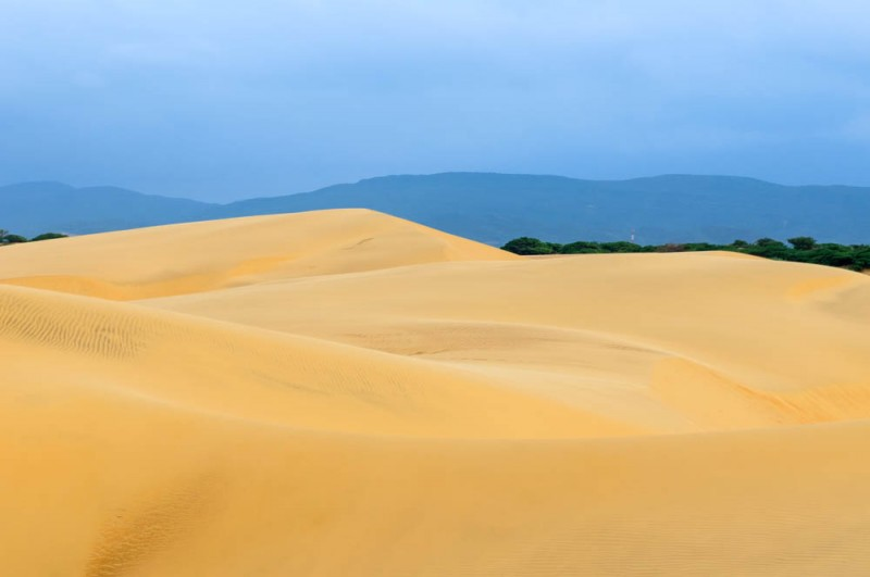 Medanos De Coro National Park near the city of Coro, Venezuela - Global Storybook