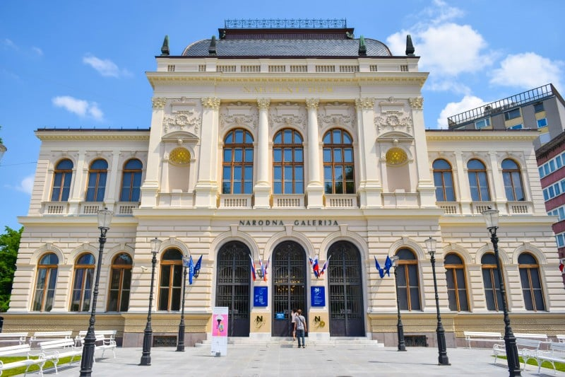 National Gallery of Slovenia, Ljubljana - Global Storybook
