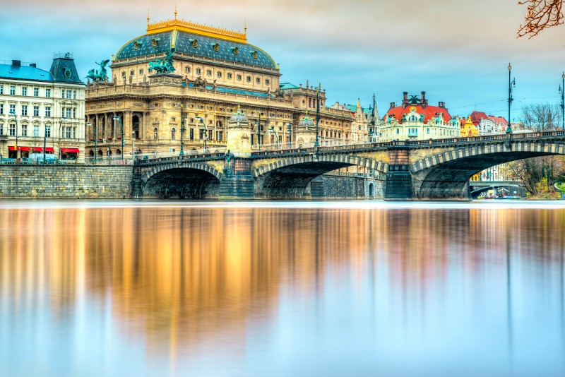 National Theatre, Prague, Czech Republic - Global Storybook