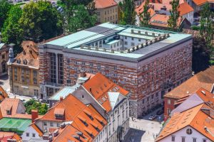 National University and Library, Ljubljana, Slovenia - Global Storybook