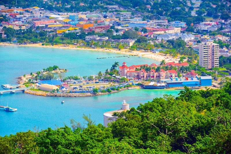 Ocho Rios, Mystic Mountain, Jamaica - Global Storybook