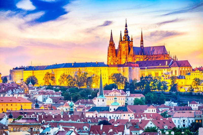 Prague Castle, Czech Republic - Global Storybook