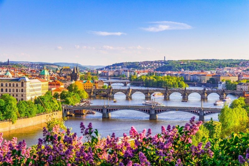 Prague, Czech Republic - Global Storybook