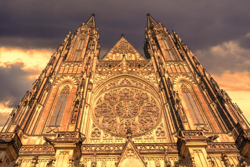 St. Vitus Cathedral, Prague, Czech Republic - Global Storybook