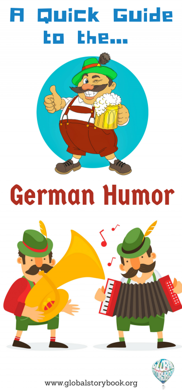 A Quick Guide to the German Humor - Global Storybook