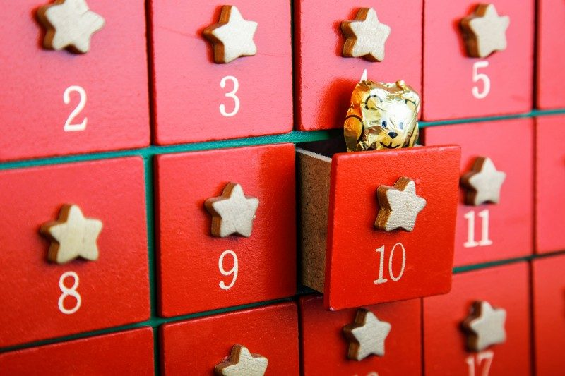 Advent Calendar - Global Storybook