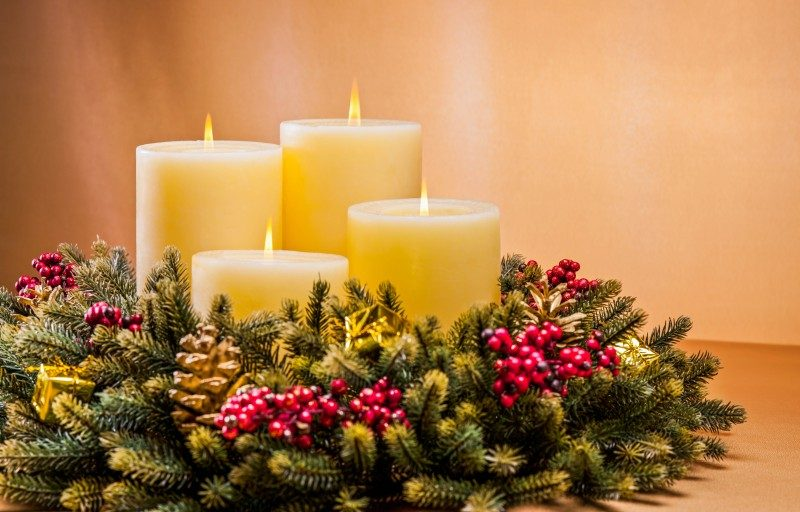 Advent Wreath - Global Storybook