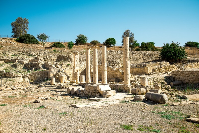 Ancient Amathous, Limassol, Cyprus - Global Storybook