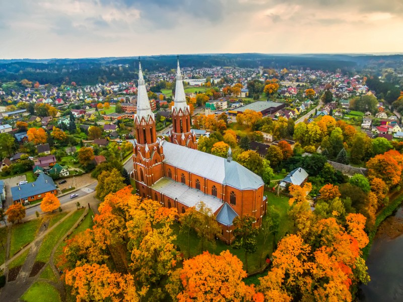 10 Best Cities To Visit In Lithuania Global Storybook