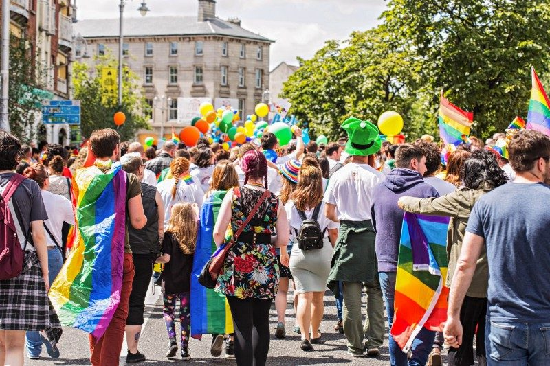 Dublin Gay Pride Parade - Global Storybook