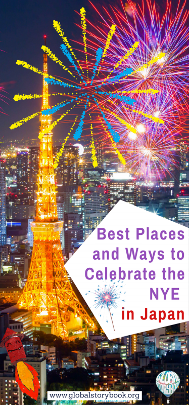 Best Places and Ways to Celebrate New Year's Eve in Japan - Global Storybook