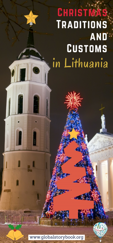 Christmas Traditions and Customs in Lithuania - Global Storybook