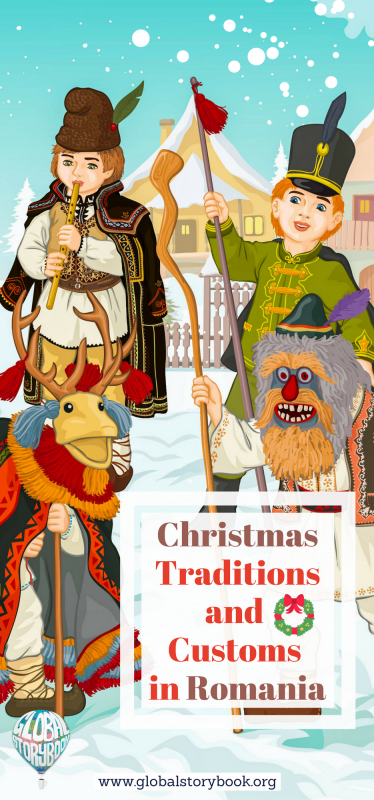 Christmas Traditions and Customs in Romania - Global Storybook