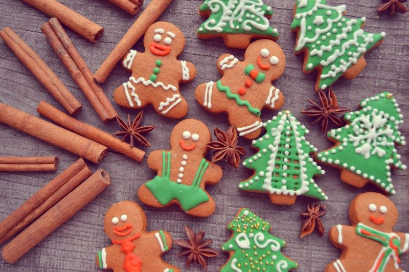 Christmas gingerbread cookies, Slovenia - Global Storybook-