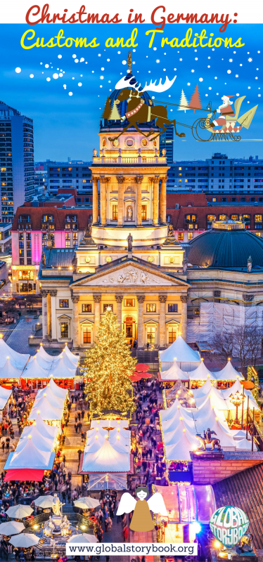 Christmas in Germany - Customs and Traditions - Global Storybook