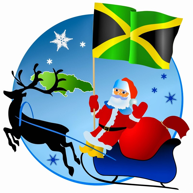 christmas in jamaica global storybook